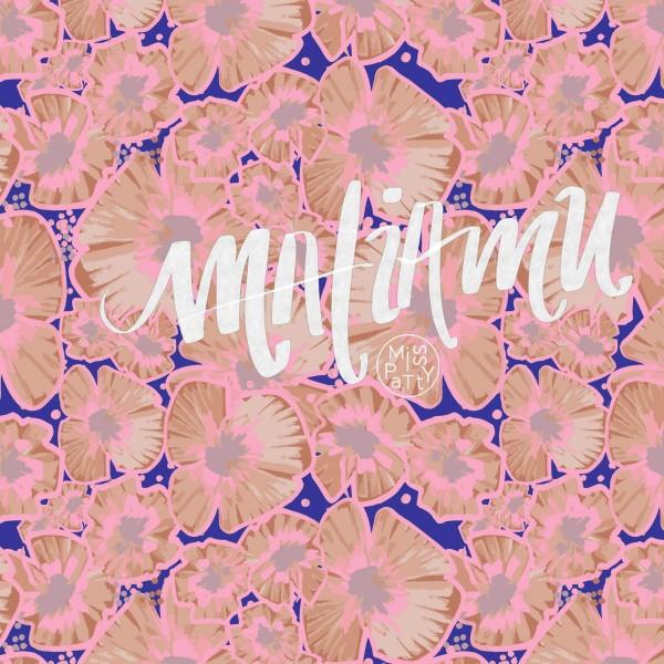 Fabrics/Floral/Matiamu Bild 1