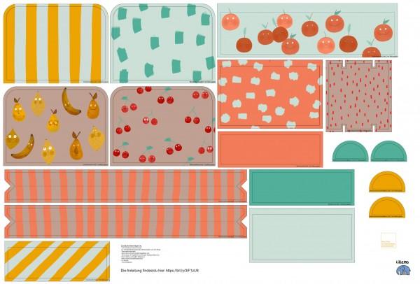 Fabrics/Designers/Lillemo/Bunte Kumpel Rucksack Bild 1