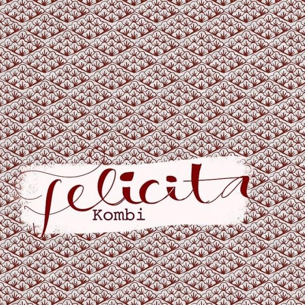 Fabrics/Designers/Miss Patty/Felicita Kombi rostrot meliert Bild 1