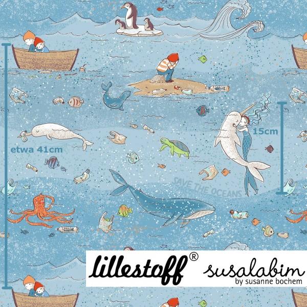 Fabrics/Designers/SUSAlabim/Save The Oceans Bild 1