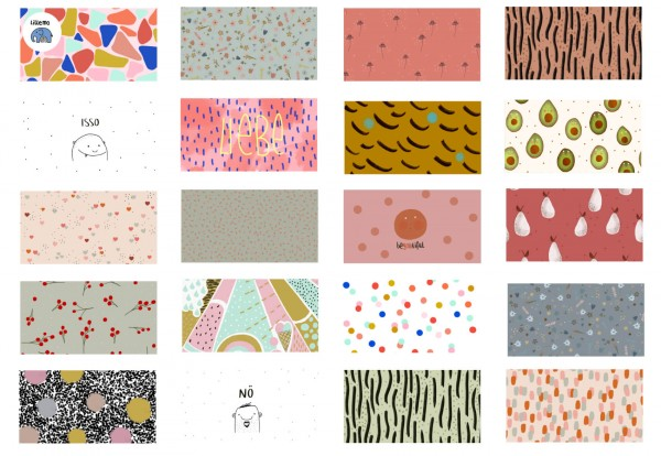 Fabrics/Designers/Lillemo/lillemos Masken 2 Bild 1