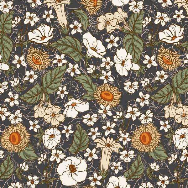 Stoffe/Floral/Helianthus Bild 1