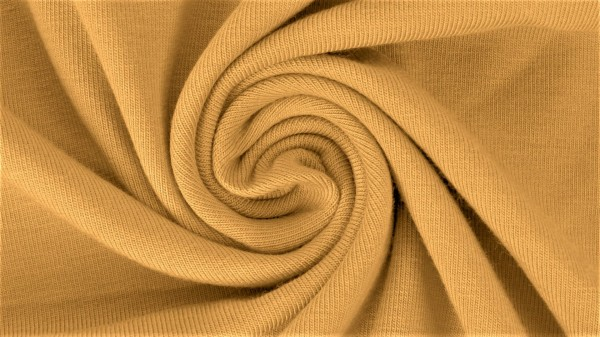 Fabrics/Basics/Solid Jersey/Uni Jersey, sand Bild 1