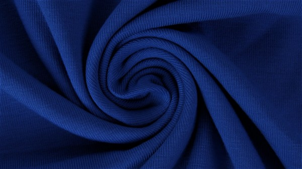 Fabrics/Basics/Solid Sweat/Summersweat, marine hell Bild 1