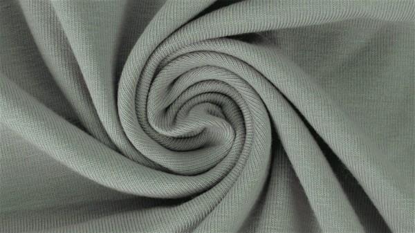 Fabrics/Basics/Solid Viscose Jersey/Viskose Jersey, altgrün Bild 1