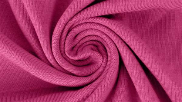 Fabrics/Basics/Solid Sweat/Summersweat, fuchsia Bild 1