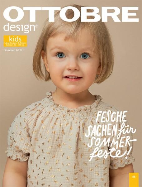 Schnittmuster/03/2021 OTTOBRE design®, Kids Sommer Bild 1