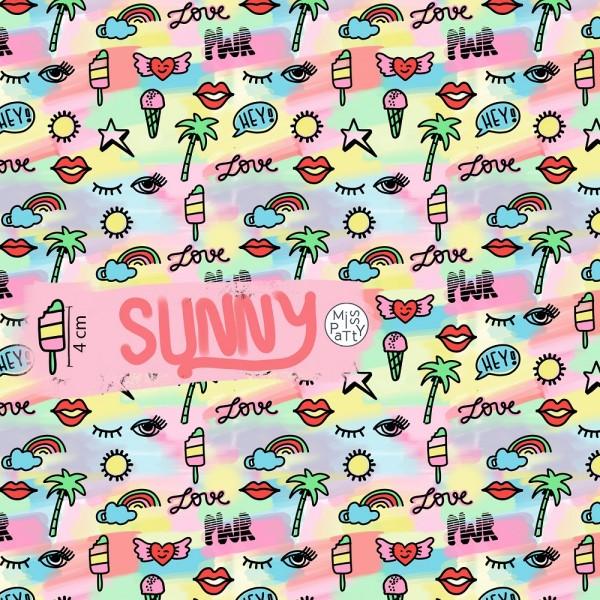 Fabrics/Designers/Miss Patty/Sunny Bild 1