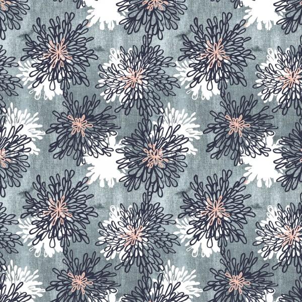 Stoffe/Designer/Enemenemeins/Nightflower Ozean Bild 1