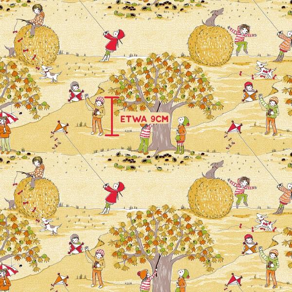 Fabrics/Designers/SUSAlabim/Susalabims Herbstabenteuer Bild 1