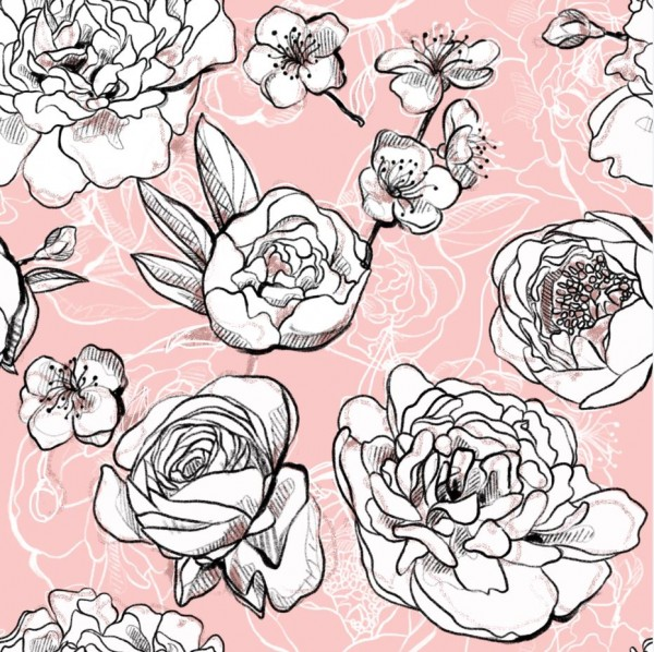 Fabrics/Designers/Enemenemeins/Flores Bild 1
