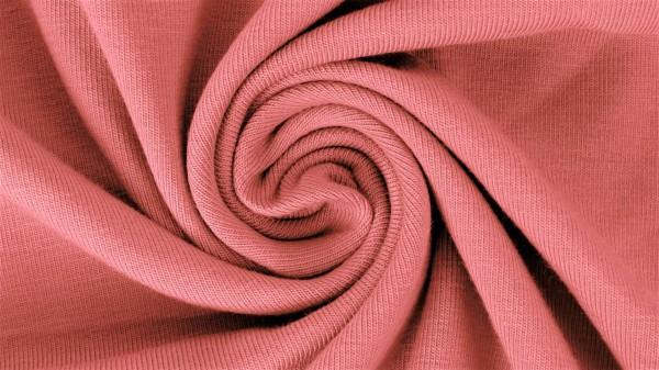 Fabrics/Basics/Solid Jersey/Uni Jersey, koralle Bild 1
