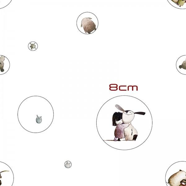 Fabrics/Figures/Bubbles Bild 1
