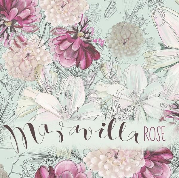 Fabrics/Designers/Miss Patty/Maravilla rosa Bild 1
