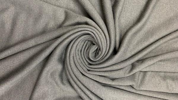 Fabrics/Basics/Solid Knit/Leichter Strick, grau Bild 1