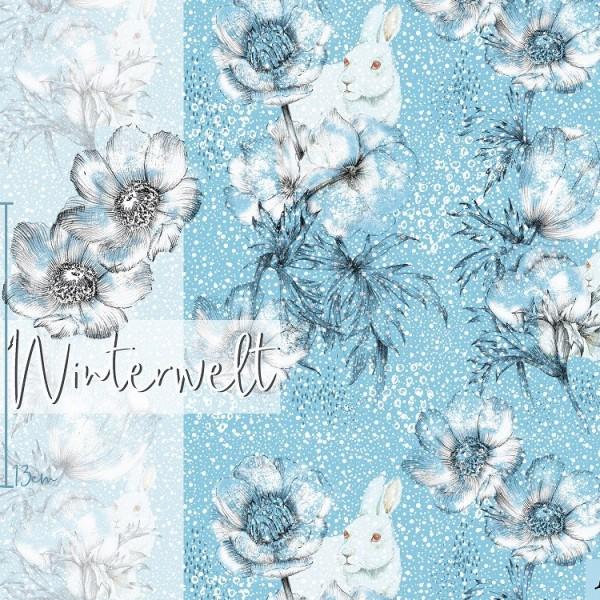 Stoffe/Designer/Tante Gisi/Winterwelt Bild 1