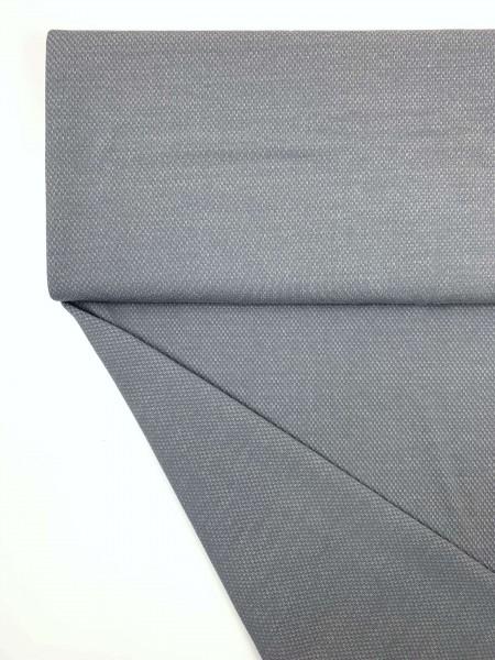 Fabrics/Basics/Solid Jacquard/Jacquardsweat, grau Bild 1