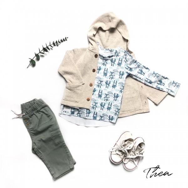 Fabrics/Animals/TRIO Bild 1