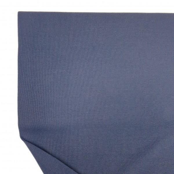 Fabrics/Basics/Solid Cuffs/Schlauchbd., jeansblau dunkel Bild 1