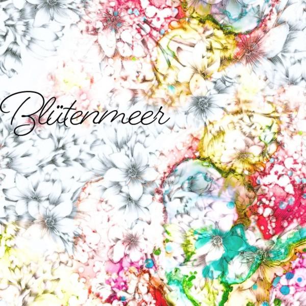 Fabrics/Designers/Tante Gisi/Blütenmeer Bild 1