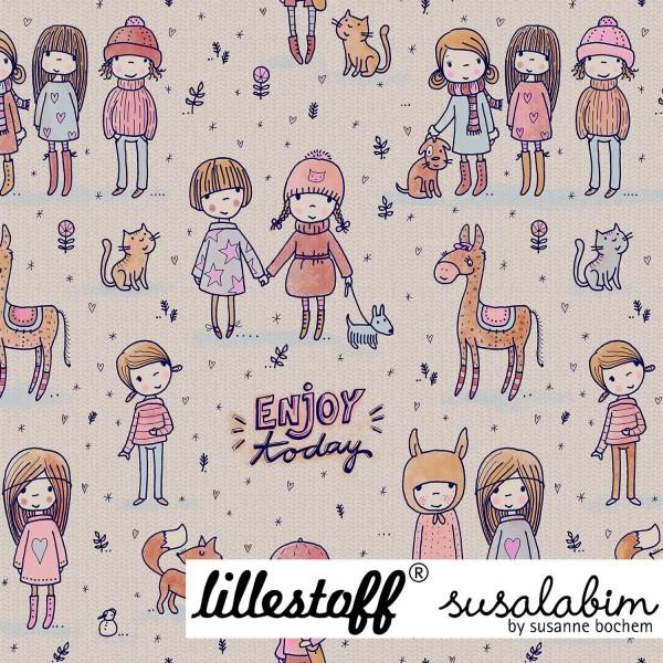Fabrics/Designers/SUSAlabim/Susalabims Enjoy Today, pastell Bild 1
