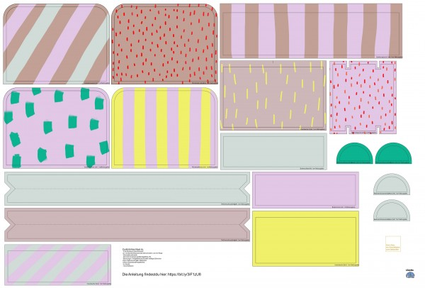 Fabrics/Designers/Lillemo/Lillemix Rucksack Bild 1