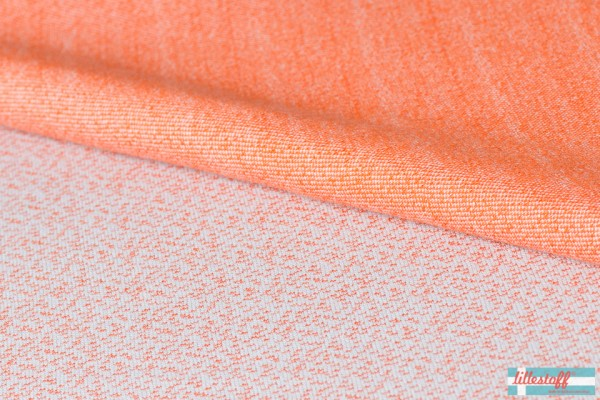 Jacquard Dotties, hellblau_orange GOTS 02.jpg