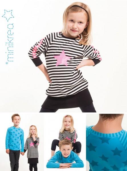 Schnittmuster/MiniKrea/SM50222- Schnittmuster/Pattern Raglan T-Shirt Bild 1