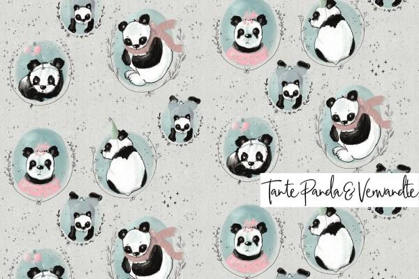 Fabrics/Designers/Tante Gisi/Tante Panda Und Ihre Verwandten Bild 1