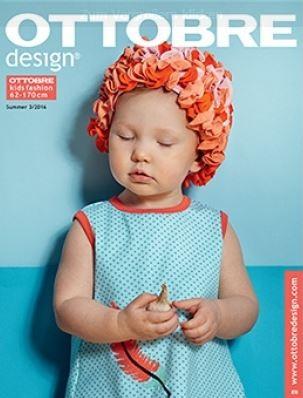 Pattern/Books and magazines/03/2016 OTTOBRE design®, Kids summer Bild 1