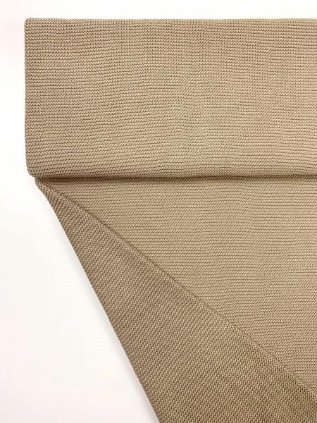 Fabrics/Basics/Solid Knit/Linksstrick, beige Bild 1