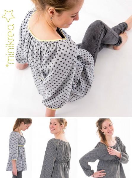 Pattern/MiniKrea/SM70207- Schnittmuster/Pattern Tunic /Women Bild 1