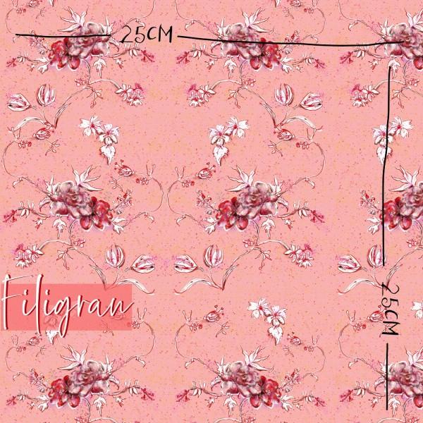 Fabrics/Designers/Tante Gisi/Filigran Bild 1