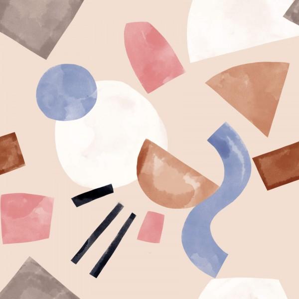 Fabrics/Designers/Enemenemeins/Geometriko Bild 1
