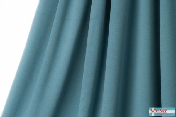 Fabrics/Basics/Solid Jacquard/Uni Jacquard, graublau Bild 1