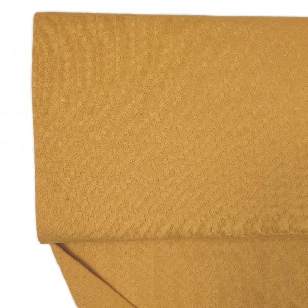 Fabrics/Basics/Solid Jacquard/Jacquardjersey, gelb Bild 1